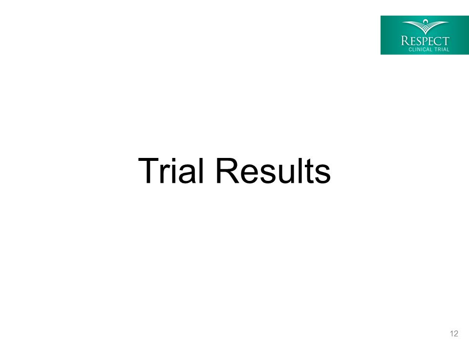 Trial Results 12