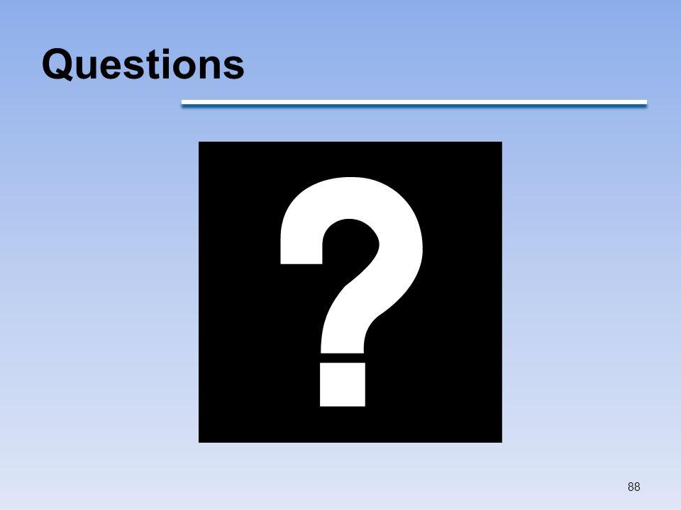 Questions 88