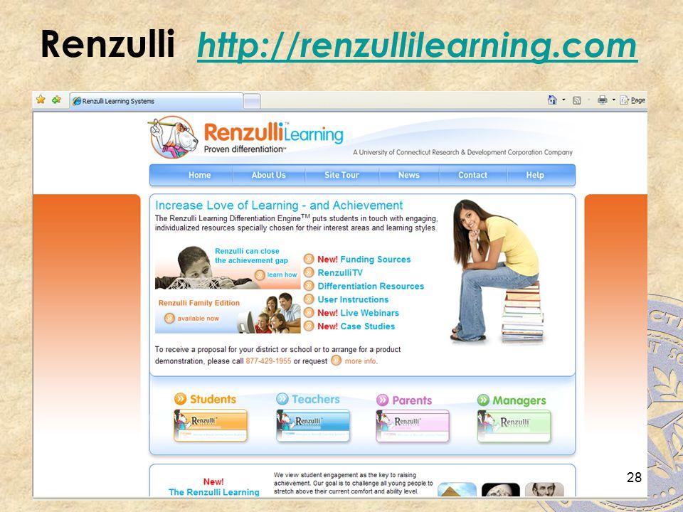 Renzulli http://renzullilearning.com http://renzullilearning.com 28