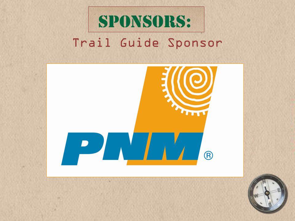 Trail Guide Sponsor