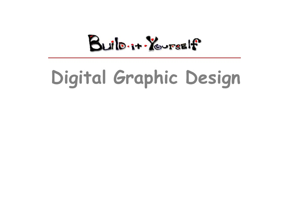 Digital Graphic Design