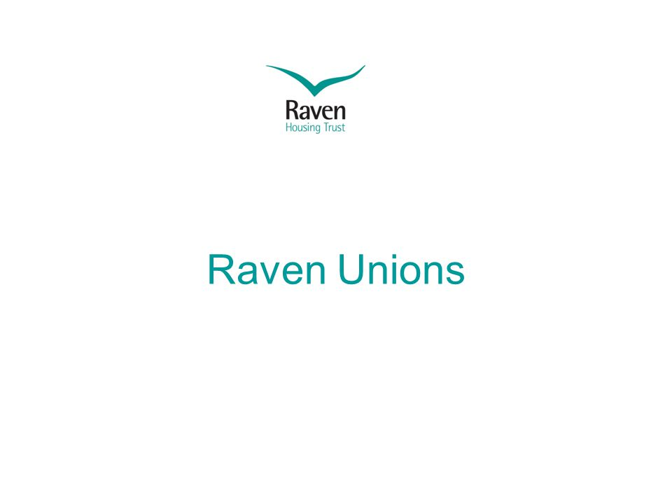 Raven Unions