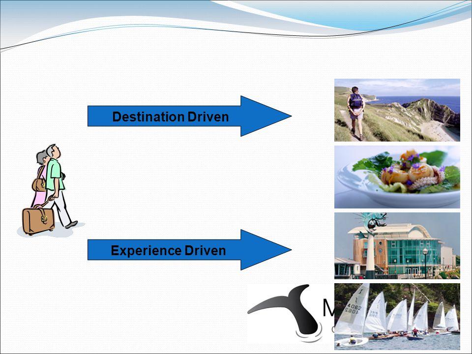 Destination Driven Experience Driven