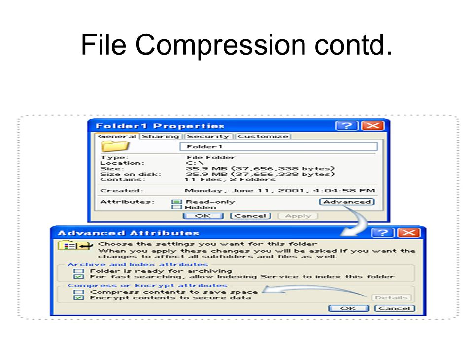 File Compression contd.