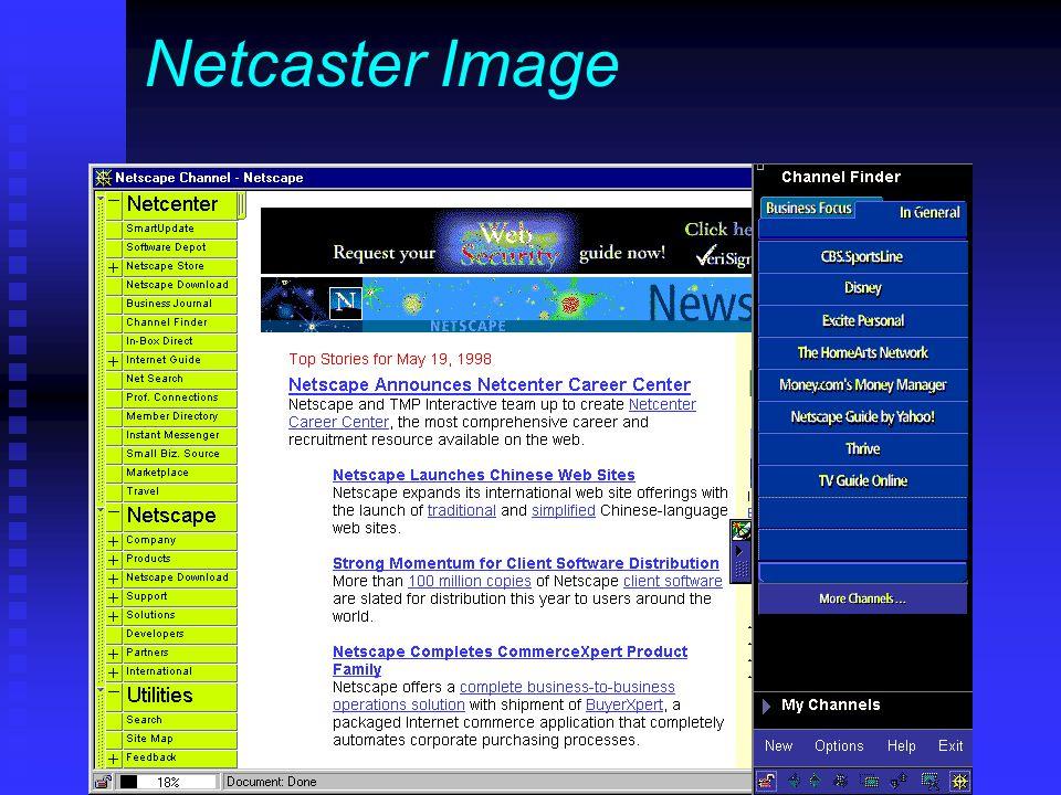 Netcaster Image