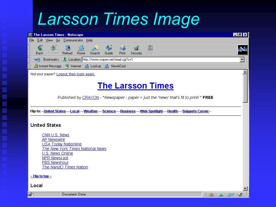 Larsson Times Image