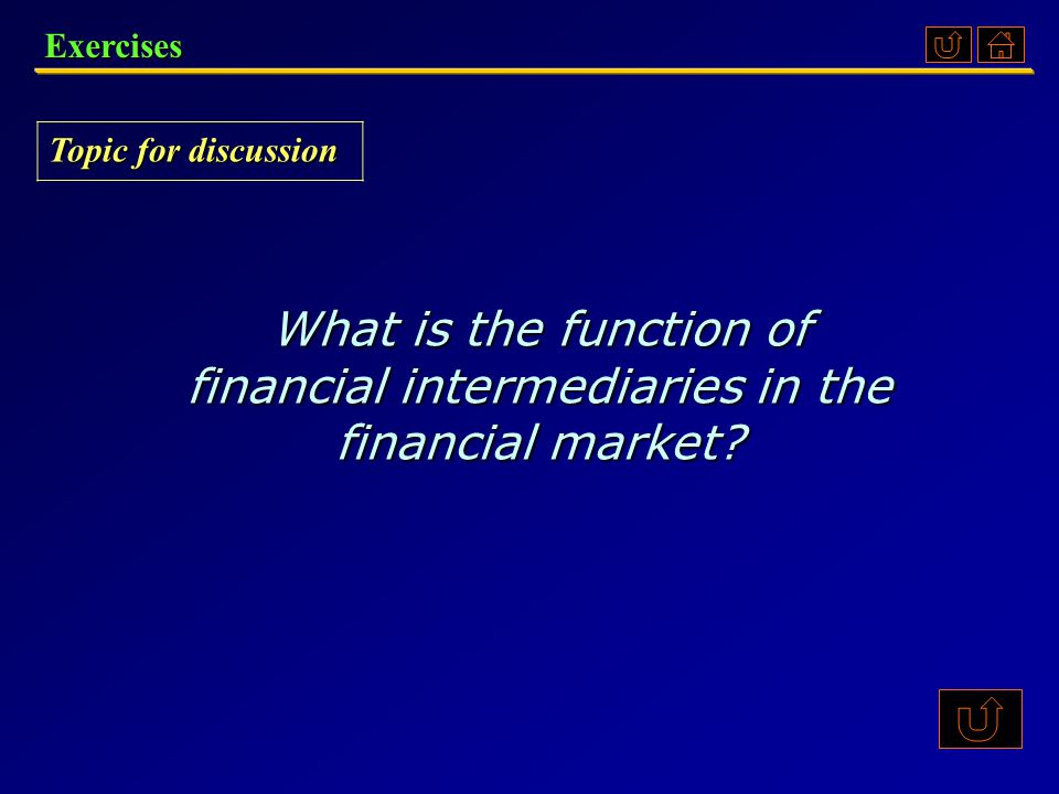 Exercises Thus, two classes of investors emerged. One type supplied firms with capital. The other type supplied them with know- how, technology, manag