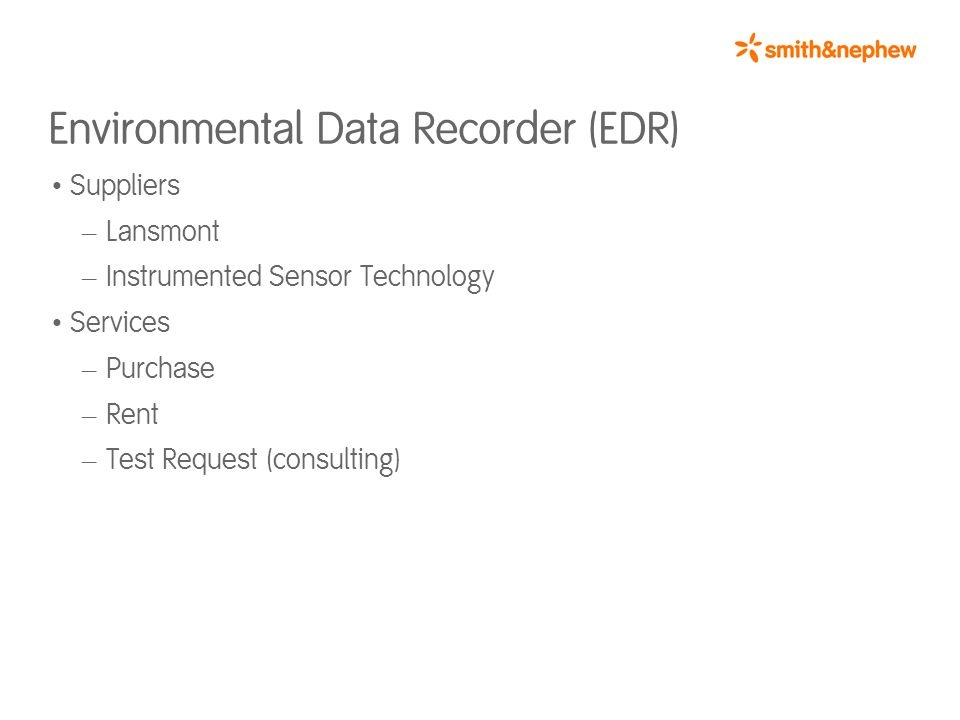 Environmental Data Recorder (EDR) Suppliers – Lansmont – Instrumented Sensor Technology Services – Purchase – Rent – Test Request (consulting)