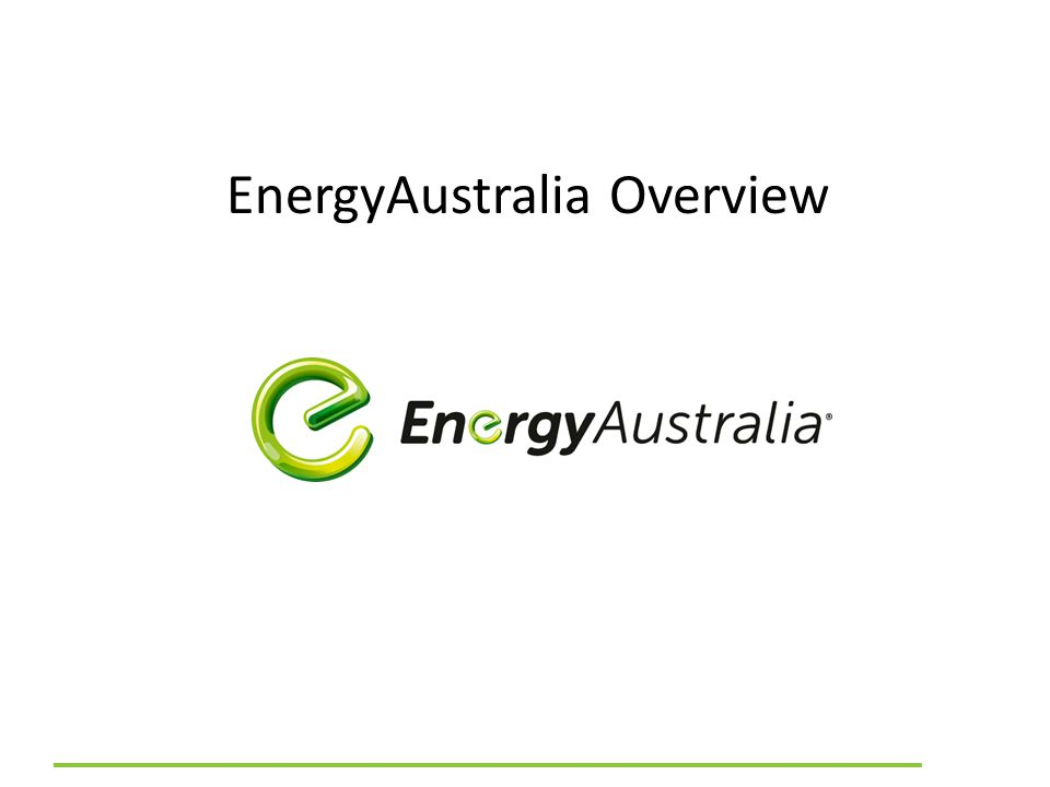 EnergyAustralia's Company Differentiators Large, stable company Tier 1 energy retailer with world class customer service and energy expertise Consistently win Canstar Blue awards for customer service excellence in South Australia Employs thousands of Australians Provides energy efficiency advice to customers No late payment fees No direct debit or credit card surcharge fees No exit fees when you move homes with EnergyAustralia Offer true discounts; completely transparent with no hidden terms and conditions First energy retailer to publically commit to comprehensive climate change targets eWise; an energy efficiency and usage comparison service provided online Can add Accredited Renewable Energy options to plans