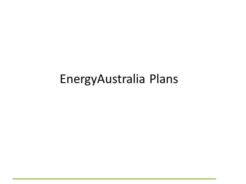 EnergyAustralia Plans