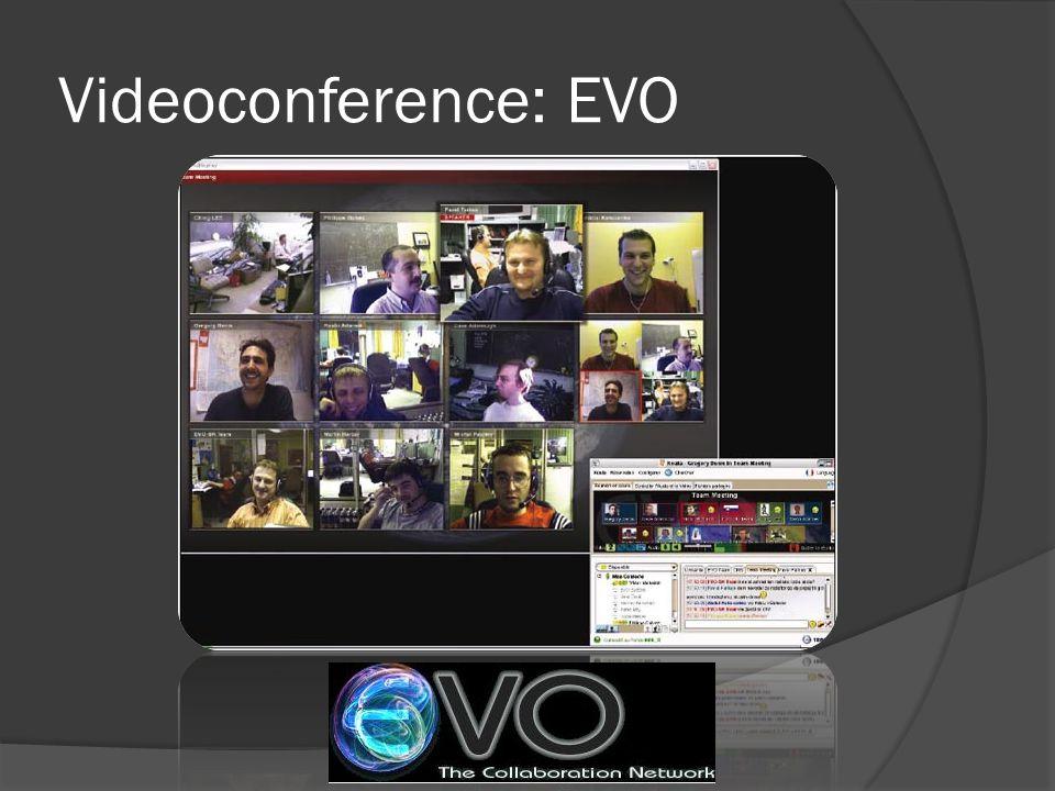 Videoconference: EVO