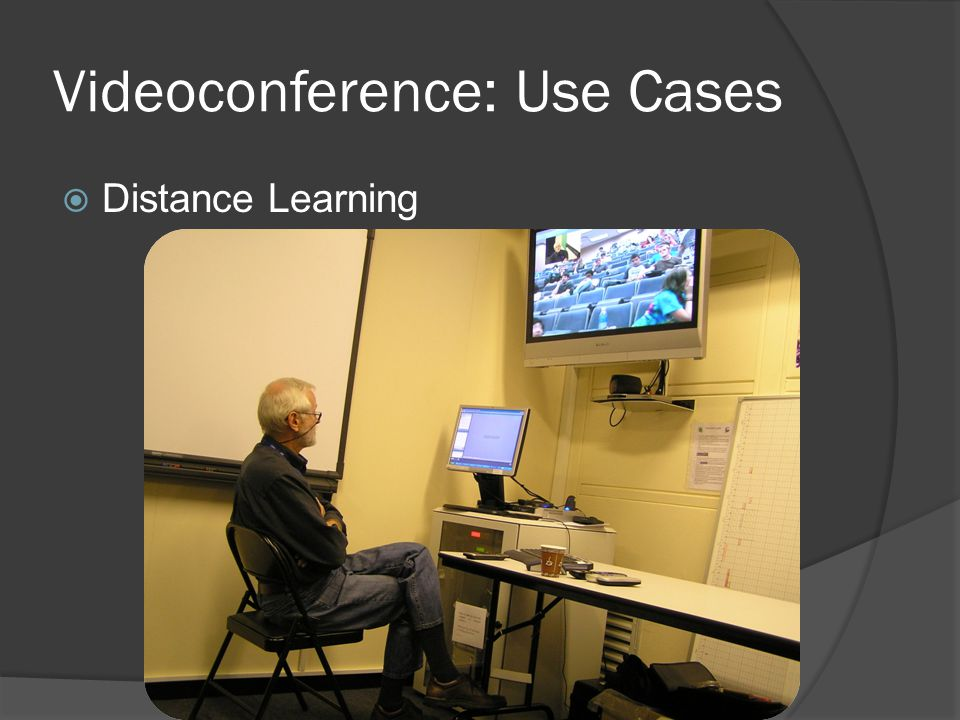Videoconference: Use Cases  Masterclasses