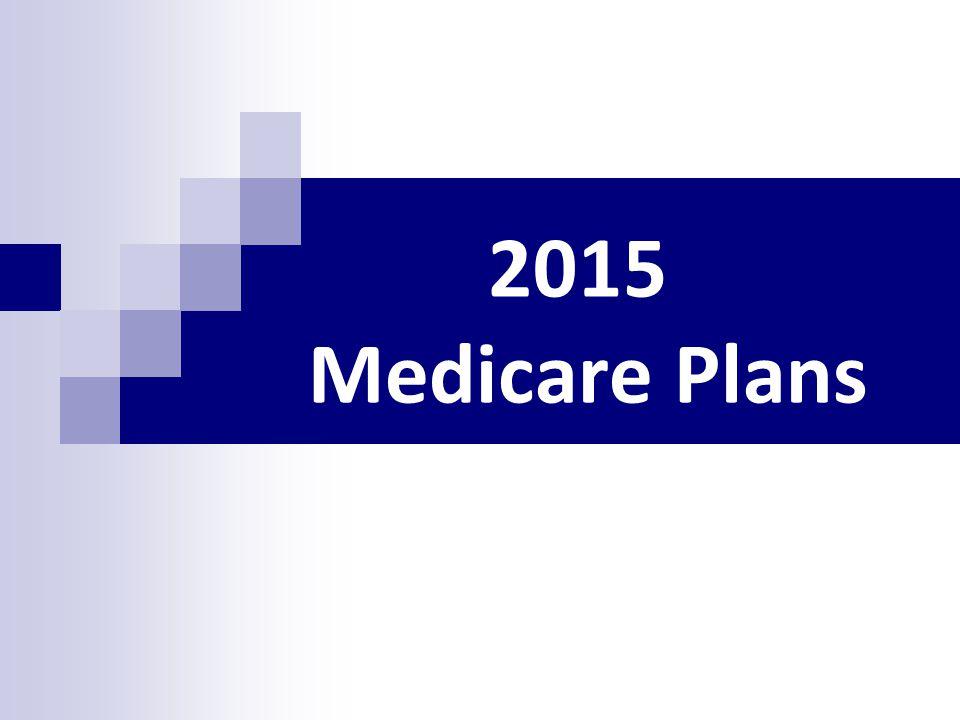 2015 Medicare Plans