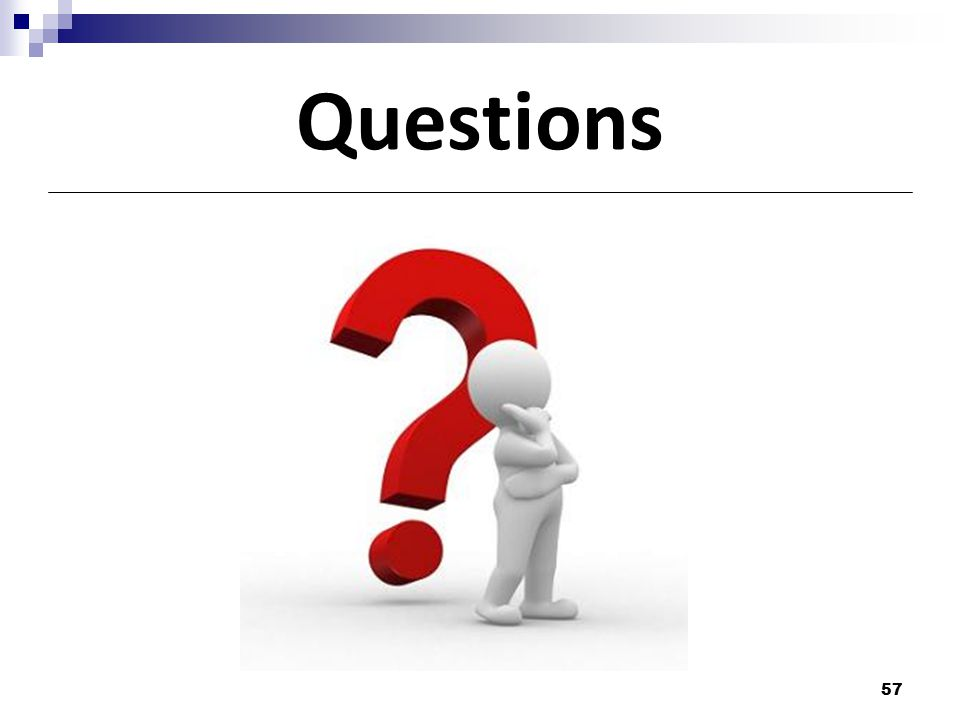 Questions 57