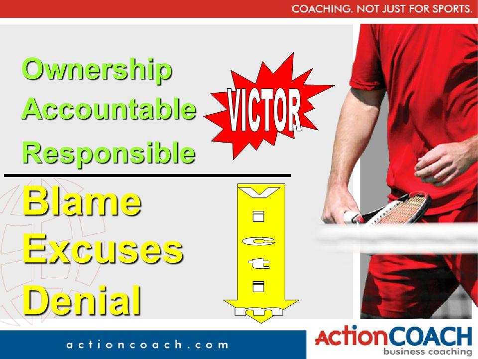 Accountable Responsible Blame Excuses Denial Ownership