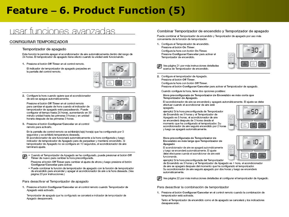 14 Feature – 6. Product Function (5)