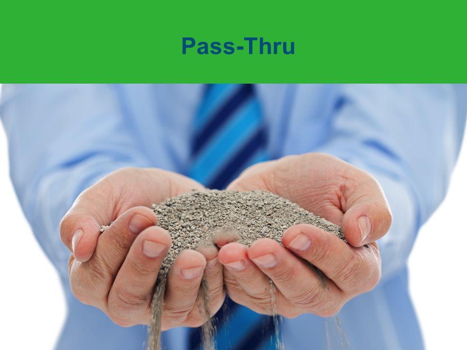 Pass-Thru