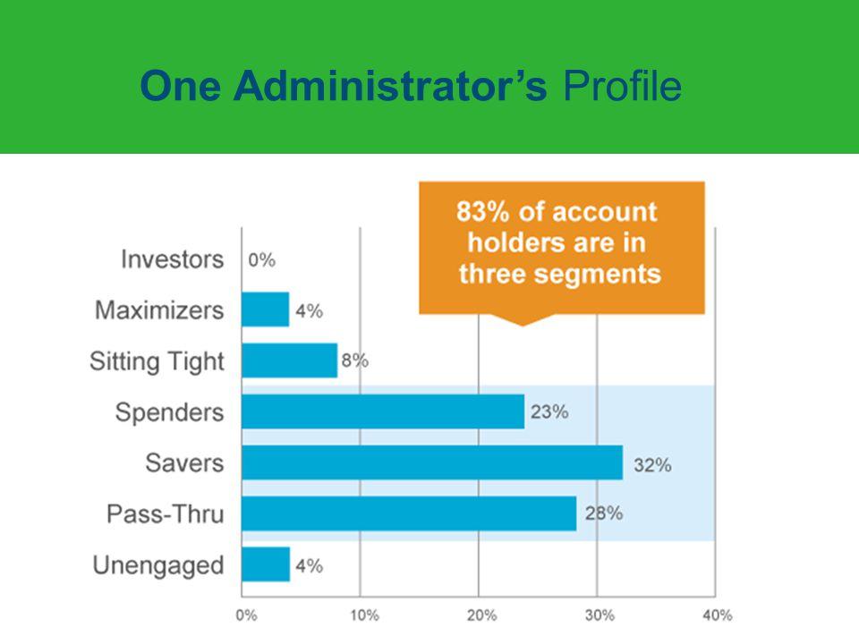One Administrator's Profile