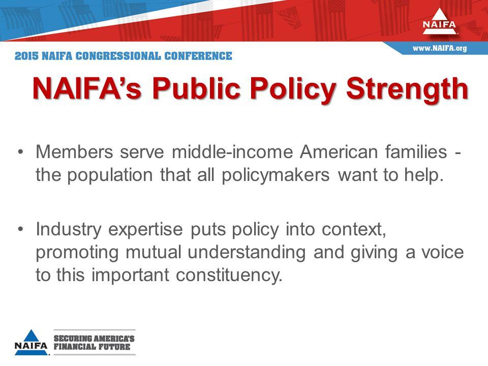 Preparation Know Your Members of Congress Republican/Democrat/Independent Committee Assignments Insurance Connections NAIFA's Legislative Action Center at www.capwiz.com/naifa www.capwiz.com/naifa