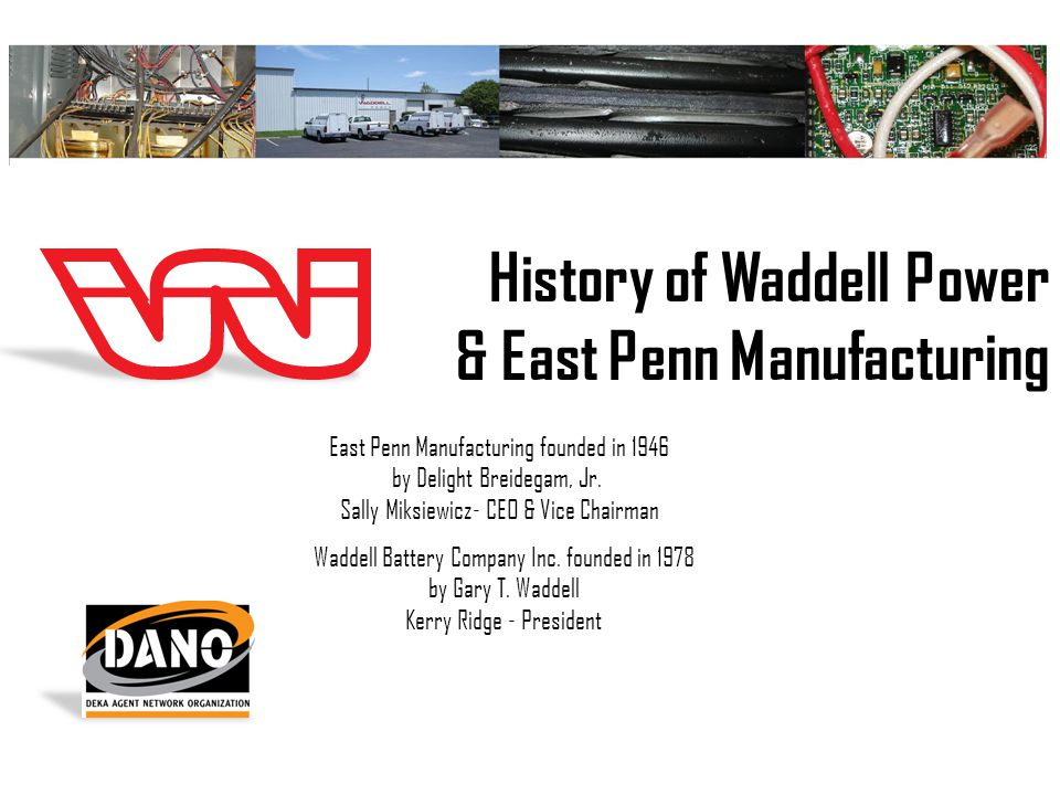 WADDELL POWER Indiana Operations