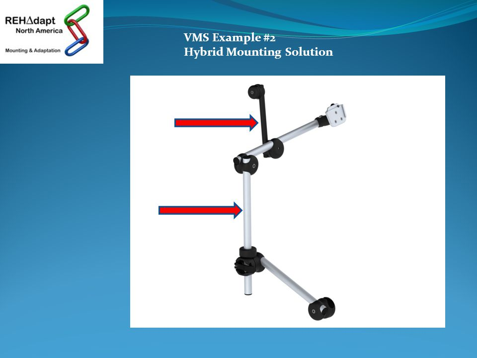VMS Example #2 Hybrid Mounting Solution