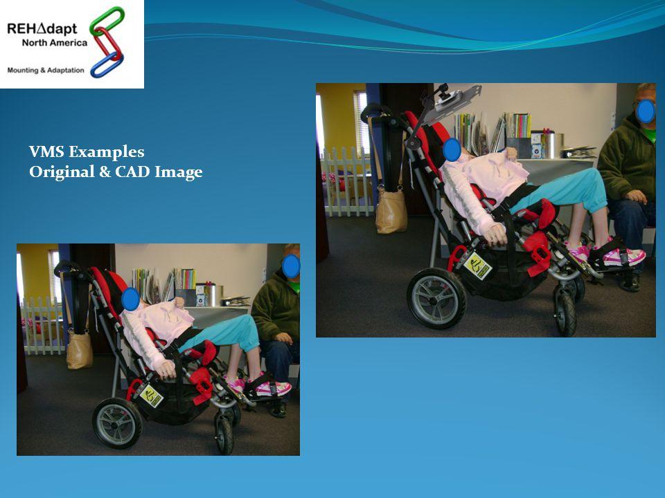 VMS Examples Original & CAD Image