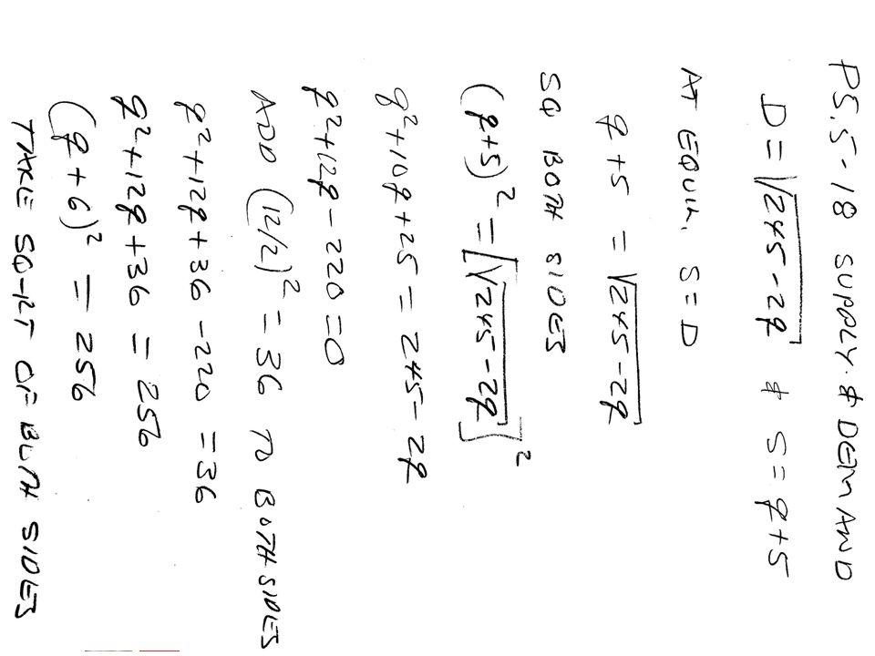 BMayer@ChabotCollege.edu MTH15_Lec-26_sec_5-5_Integral_Apps_Biz-n-Econ.pptx 39 Bruce Mayer, PE Chabot College Mathematics