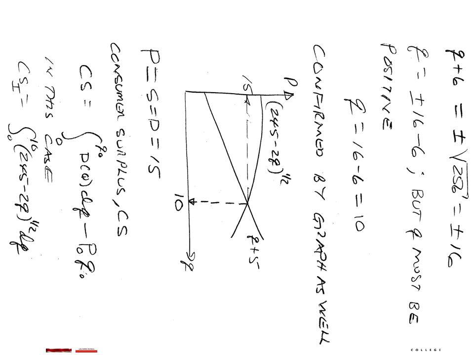 BMayer@ChabotCollege.edu MTH15_Lec-26_sec_5-5_Integral_Apps_Biz-n-Econ.pptx 40 Bruce Mayer, PE Chabot College Mathematics
