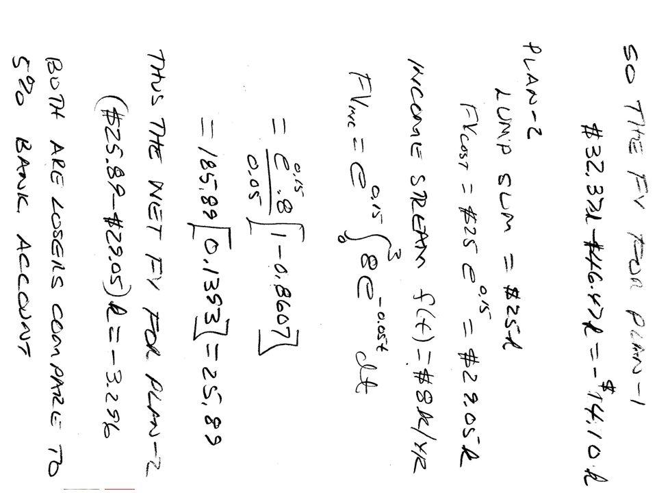 BMayer@ChabotCollege.edu MTH15_Lec-26_sec_5-5_Integral_Apps_Biz-n-Econ.pptx 44 Bruce Mayer, PE Chabot College Mathematics