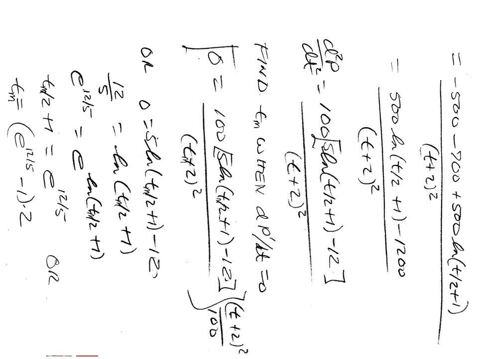 BMayer@ChabotCollege.edu MTH15_Lec-26_sec_5-5_Integral_Apps_Biz-n-Econ.pptx 48 Bruce Mayer, PE Chabot College Mathematics