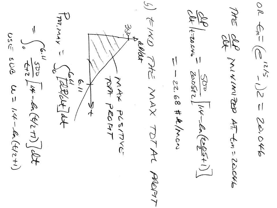BMayer@ChabotCollege.edu MTH15_Lec-26_sec_5-5_Integral_Apps_Biz-n-Econ.pptx 49 Bruce Mayer, PE Chabot College Mathematics