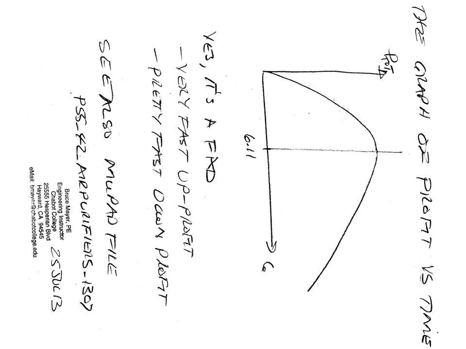 BMayer@ChabotCollege.edu MTH15_Lec-26_sec_5-5_Integral_Apps_Biz-n-Econ.pptx 51 Bruce Mayer, PE Chabot College Mathematics