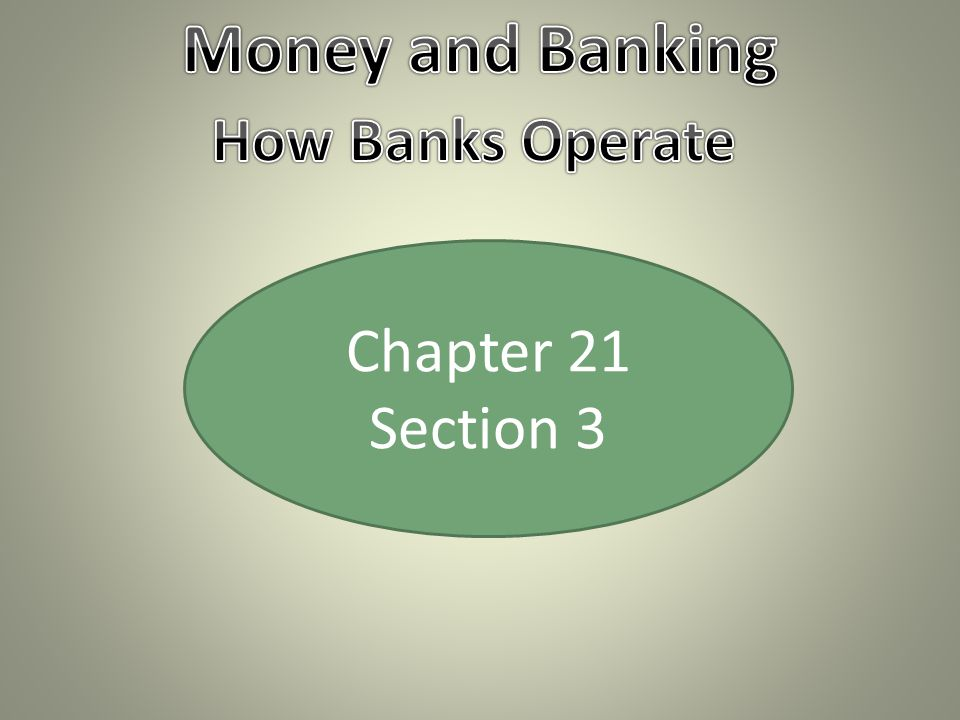 Banking Services What Banks Do Banks accept deposits to create different types of accounts and then use these deposited funds to make loans.