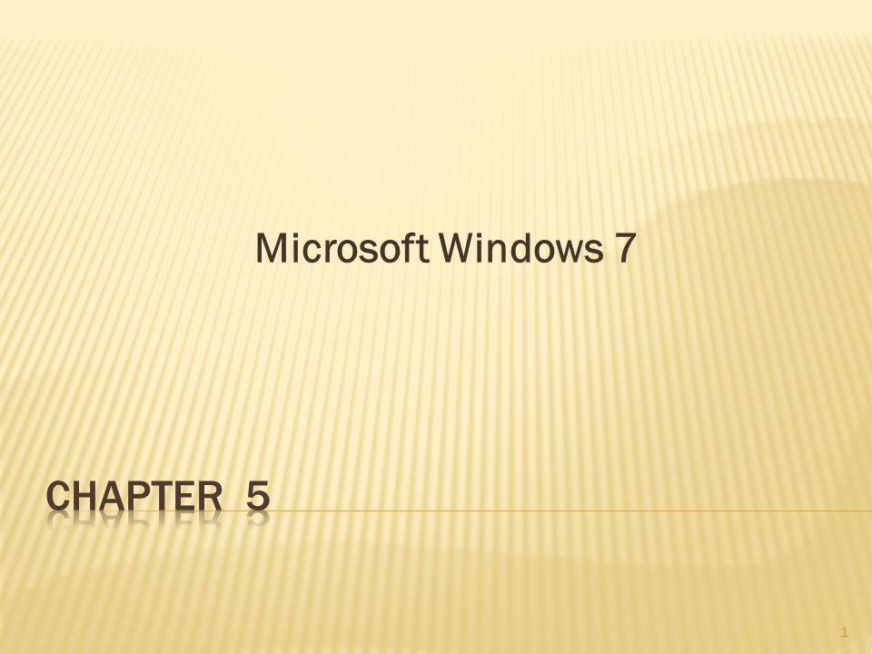 Microsoft Windows 7 1