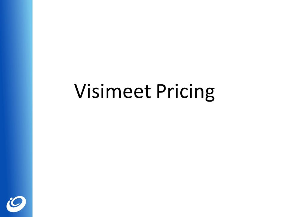 Visimeet Pricing