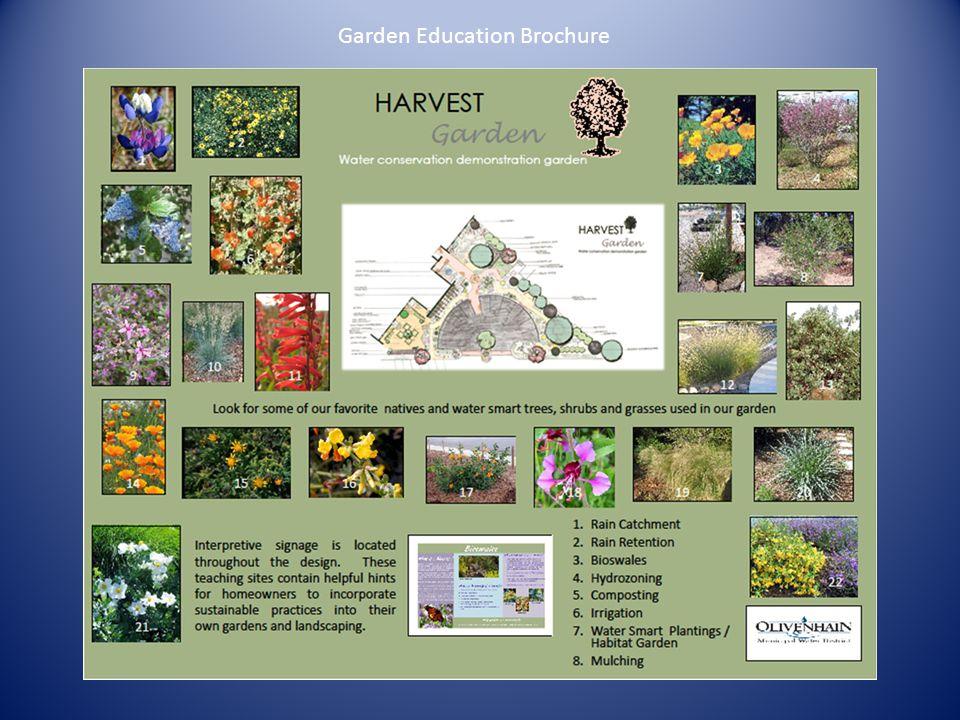 Garden Education Brochure