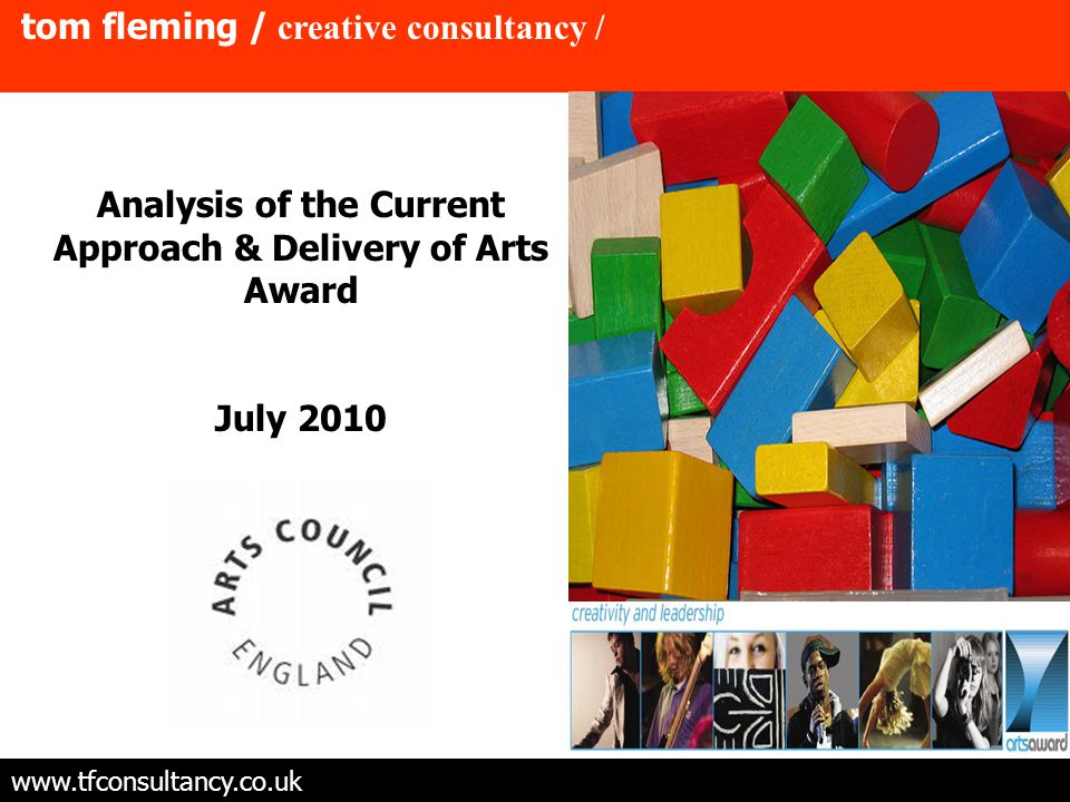 tom fleming / creative consultancy / Contents 1.Introduction3 1.1.