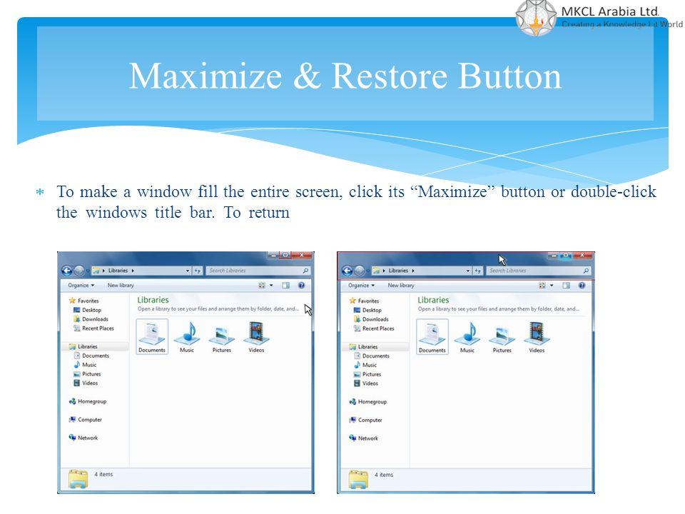 Coping File & Folder To Copy a File or Folder 1.