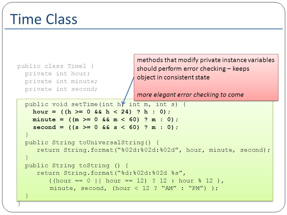 Terminology subclass vs superclass subclass inherits the members of the super class public class MultiplicationPanel extends JPanel In an is-a relationship, a subclass object may be treated as an object of its superclass.
