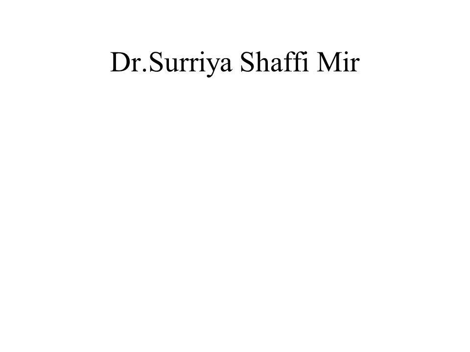 2 Dr.Surriya Shaffi Mir