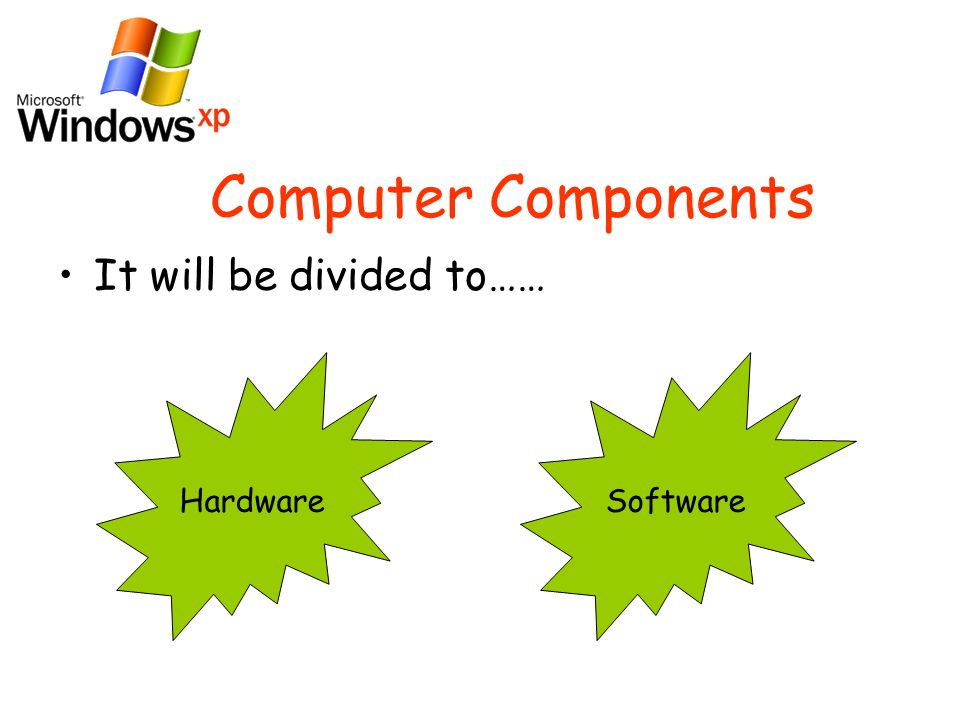 Introduction Computer Hardware (Physical components ) Software (Programs) Input Devices Processing Output devices Operating systems Applications