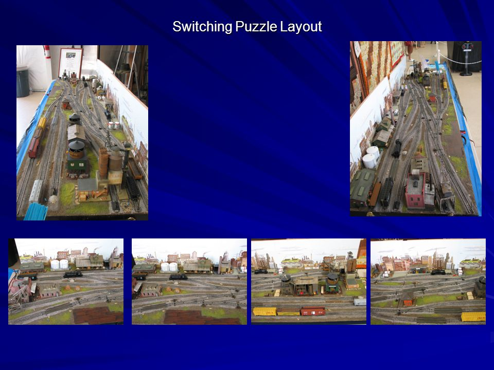 Switching Puzzle Layout