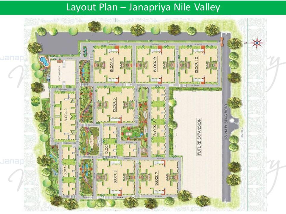 Block 7 & 3 - Floor Plans