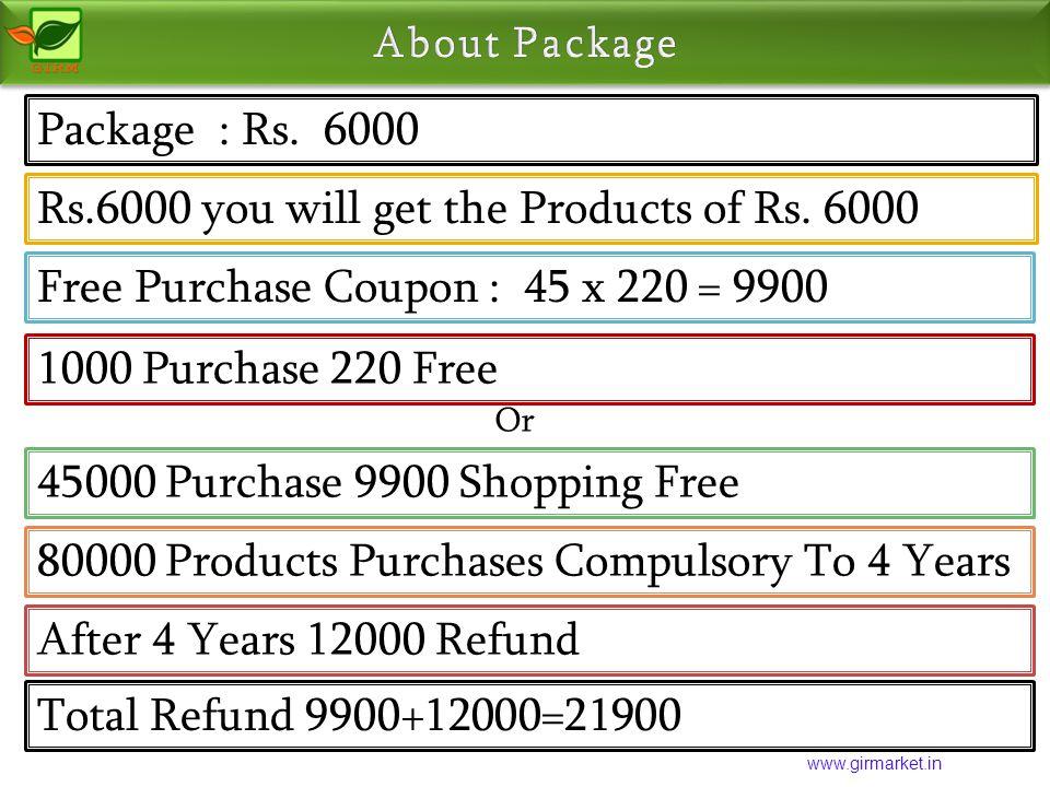 CMD : Mangat Ram Maini www.girmarket.in