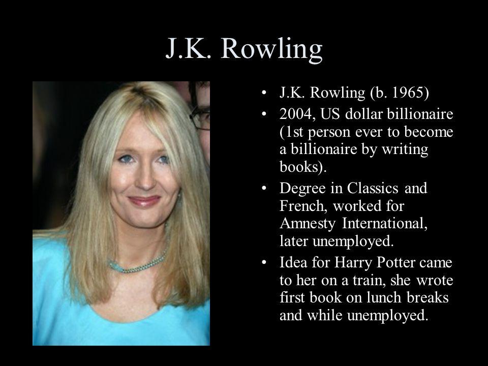 J.K.Rowling J.K. Rowling (b.