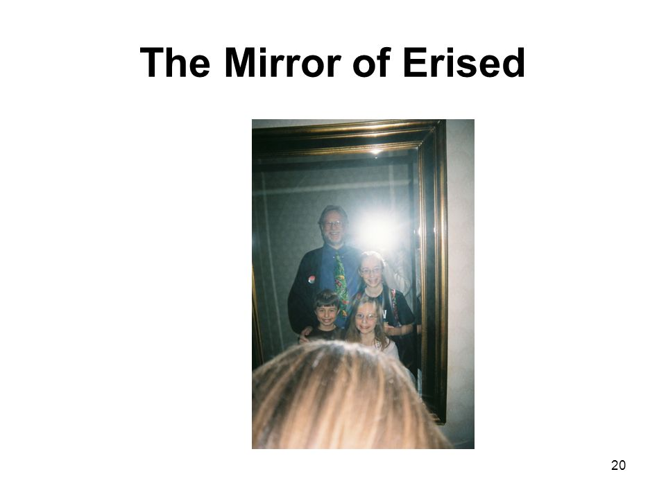 The Mirror of Erised 20