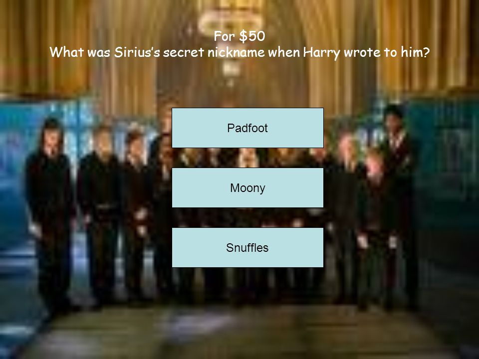 For $350: What type of potion did Barty Crouch Jr. use? Felix Felicis Elixir of Life Polyjuice Potion