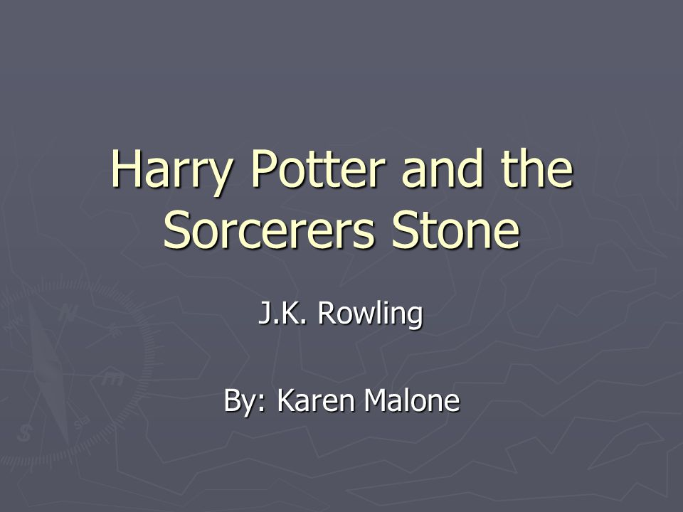 Summary of Plot Harry Potter is a misfit in his family of adopted parents.