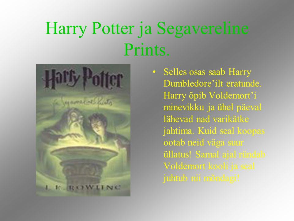 Harry Potter ja Fööniksi Ordu.