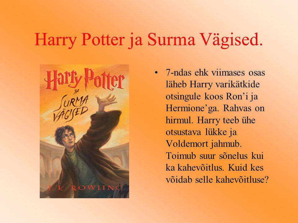 Harry Potter ja Segavereline Prints. Selles osas saab Harry Dumbledore'ilt eratunde.
